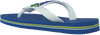 HAVAIANAS Tongs BRASIL LOGO KIDS en bleu - small