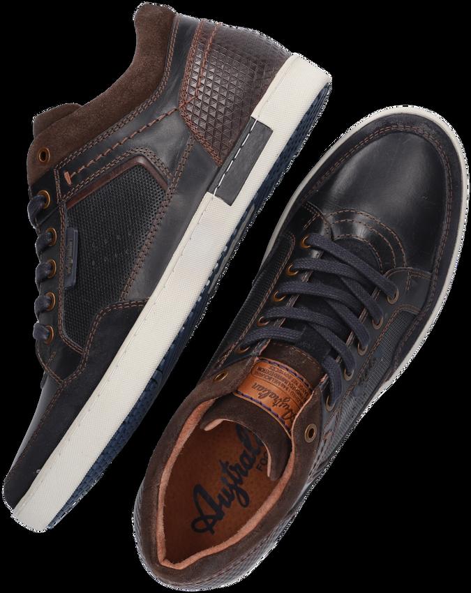 Blauwe AUSTRALIAN Sneakers ANTRIM - larger