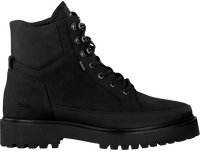 NUBIKK Bottines à lacets LOGAN HIRA en noir  - medium