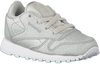 REEBOK Baskets CL LEATHER KIDS en argent - small