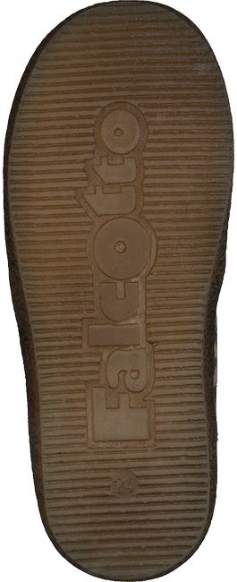 Gouden FALCOTTO Veterboots CONTE - large