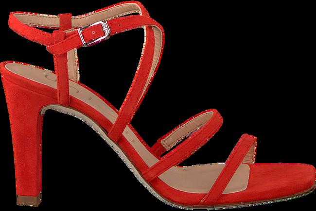 UNISA Sandales SIMO en rouge  - large