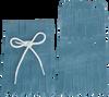 SNEAKER BOOSTER Bonbons des chaussures UNI + SPECIAL en bleu - small