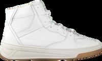 Witte NOTRE-V Hoge sneaker 00-400  - medium