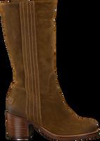SHABBIES Bottes hautes 192020035 en marron  - medium