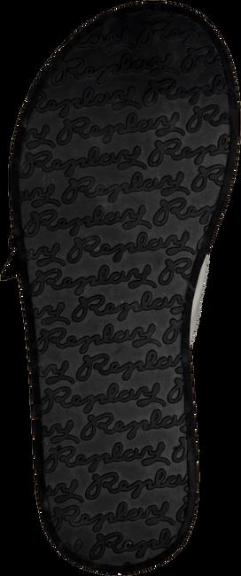 Zwarte REPLAY Slippers KIRI RJ1147  - large