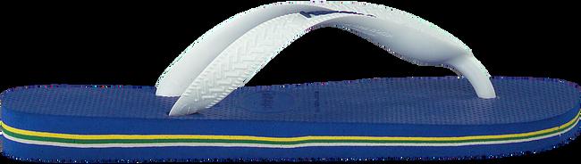HAVAIANAS Tongs BRASIL LOGO en bleu - large