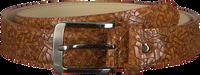 REHAB Ceinture BELT WEAVE en marron  - medium