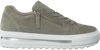 Grijze GABOR Lage sneakers 498  - small
