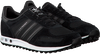 ADIDAS Baskets LA TRAINER J en noir - small