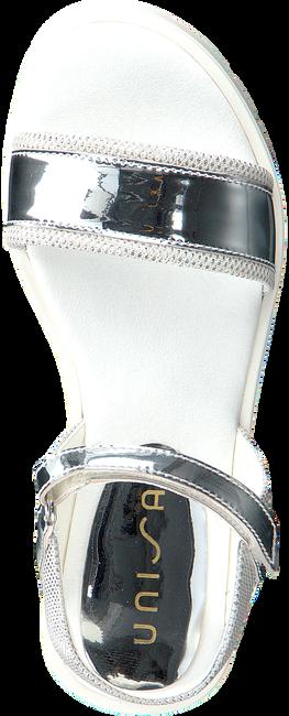 Zilveren UNISA Sandalen NETTIE  - large