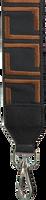 Bruine LEGEND Schouderband STRAP  - medium