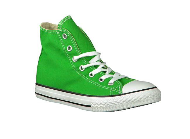 CONVERSE Baskets AS SEAS. HI KIDS en vert - large