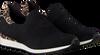 Zwarte NOTRE-V Sneakers HIUMA  - small