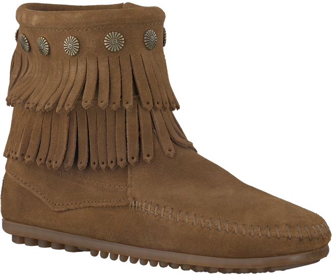 MINNETONKA Bottines 692 en marron - large