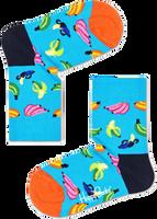 HAPPY SOCKS Chaussettes BANANA en bleu  - medium