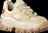 Beige LIU JO Lage sneakers WAVE 01  - small
