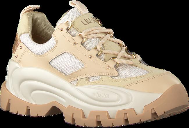 Beige LIU JO Lage sneakers WAVE 01  - large
