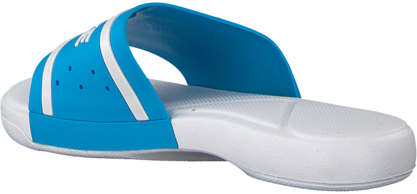 blauwe LACOSTE Slippers L.30 118 2 CAC  - larger