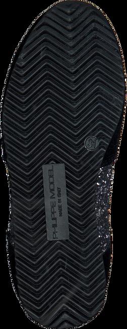 PHILIPPE MODEL Baskets TROPEZ L JUNIOR en noir  - large