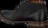 VAN LIER Richelieus 5341 en noir - small