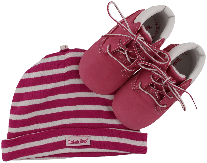 en TIMBERLAND Chaussures be Omoda CRIB bébé WHAT rose BOOTIE LMUSpGqzV