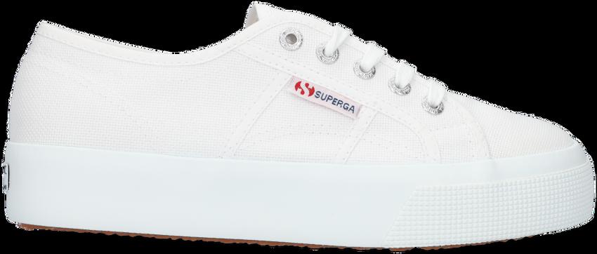 Witte SUPERGA Sneakers 2730 COTU - larger