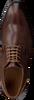 MAZZELTOV Richelieus MREVINTAGE en marron  - small