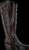 VERTON Bottes hautes 667-007 en marron  - medium