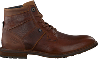 Cognac GAASTRA Veterboots CREW HIGH BOAT  - medium