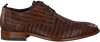 Bruine REHAB Nette schoenen GREG SNAKE STRIPES - small