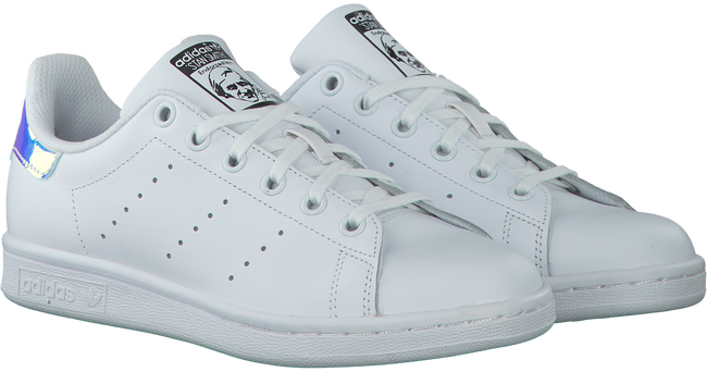 ADIDAS Baskets STAN SMITH KIDS en blanc - large
