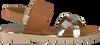 UNISA Sandales NOLES en or  - small