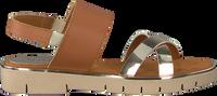 UNISA Sandales NOLES en or  - medium