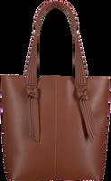 Bruine HVISK Shopper DALCA  - medium