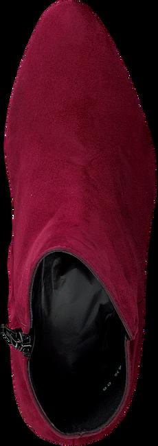 Rode PAUL GREEN Enkellaarsjes 9423 - large