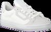 ADIDAS Baskets basses CONTINENTAL VULC C en blanc  - small