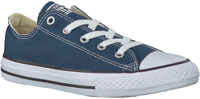 CONVERSE Baskets CHUCK TAYLOR ALL STAR OX KIDS en bleu - large