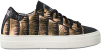 Zwarte P448 Lage sneakers THEA - medium