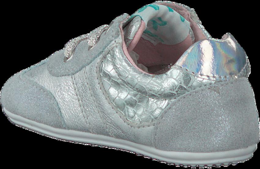 BUNNIES JR Chaussures bébé ZOE ZACHT en argent - larger