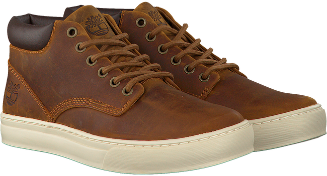 TIMBERLAND Baskets ADVENTURE 2.0 CUPSOLE en marron - large