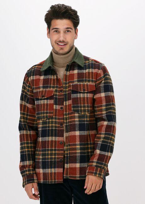 Multi ANERKJENDT Overshirt AKLION CHECK OVERSHIRT - large