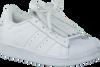 SNEAKER BOOSTER Bonbons des chaussures SN KIDS en blanc - small