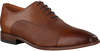 cognac VAN LIER shoe 6034  - small