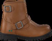Cognac BUNNIES JR Biker boots TINA TROTS - medium