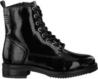 OMODA Bottines à lacets LPCKCONANKIDS-14BOMO en noir  - medium