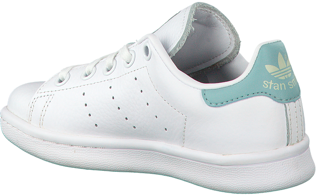 2d33b64332c Witte ADIDAS Sneakers STAN SMITH KIDS - Omoda.be