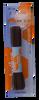 COLLONIL Lacets VETER en marron - small