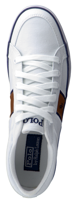 POLO RALPH LAUREN Baskets BOLINGBROOK II en blanc - large
