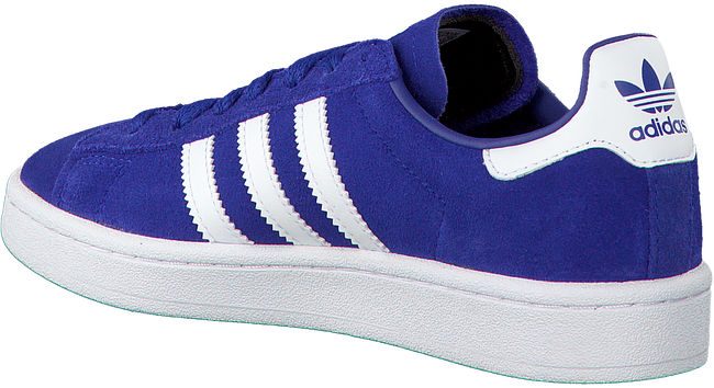 ADIDAS Baskets CAMPUS J en violet - large